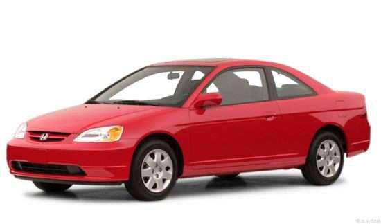 2001 Honda Civic Models Trims Information And Details
