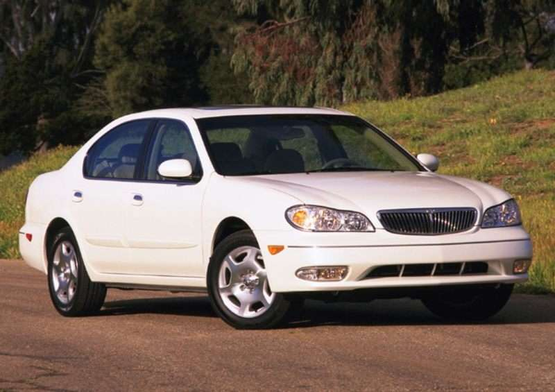 2001 Infiniti I30 Pictures Including Interior And Exterior