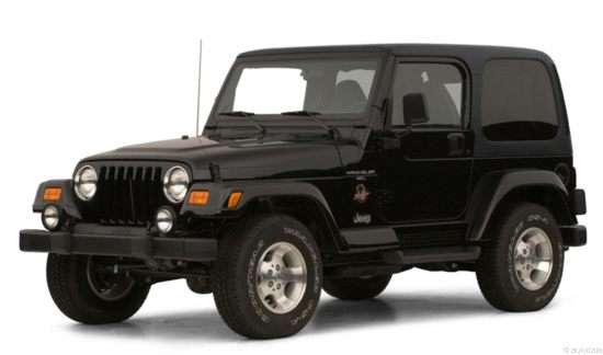 Lovely 2001 Jeep Wrangler