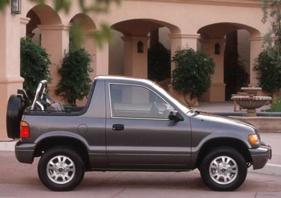 2001 Kia Sportage Models, Trims, Information, And Details