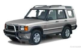 2001 Land Rover Discovery Series II 4dr All-wheel Drive