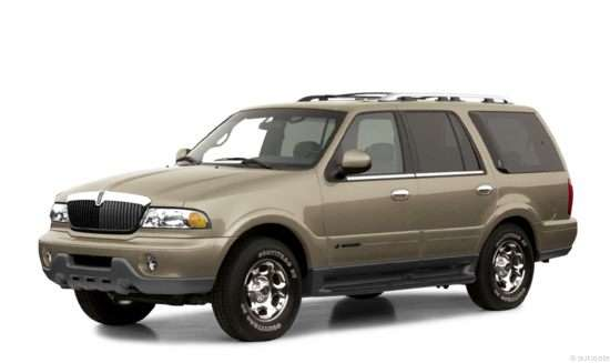 2001 Lincoln Navigator Models Trims Information and Details