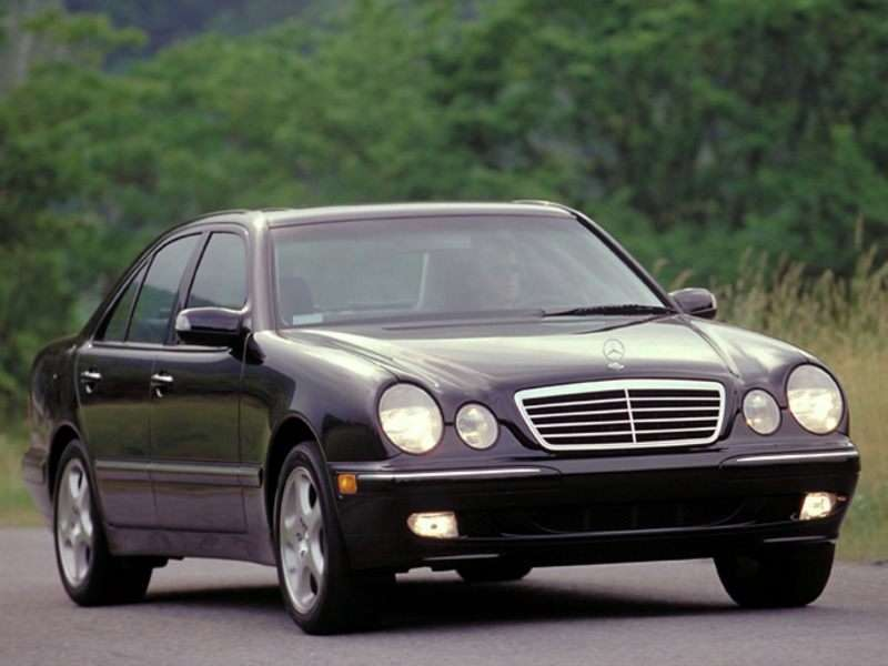 2001 mercedes benz e class pictures including interior and exterior images. Black Bedroom Furniture Sets. Home Design Ideas
