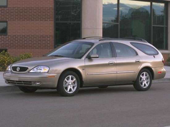 2001 Mercury Sable GS Wagon
