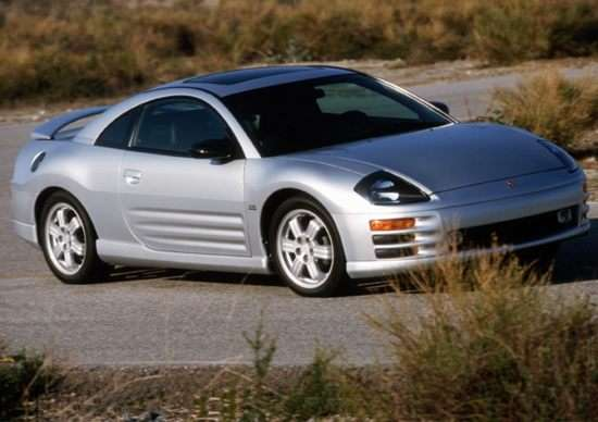 2001 Mitsubishi Eclipse Models  Trims  Information  And