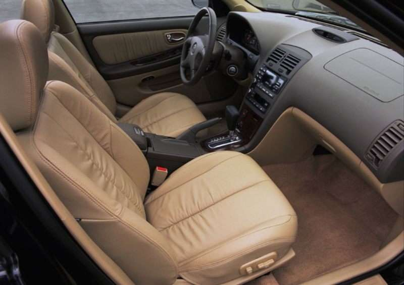 2001 Nissan Maxima Pictures Including Interior And Exterior Images