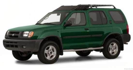 2001 Nissan Xterra Models Trims Information And Details