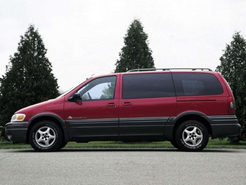 2001 Pontiac Montana Pictures Including Interior And Exterior Images Autobytel