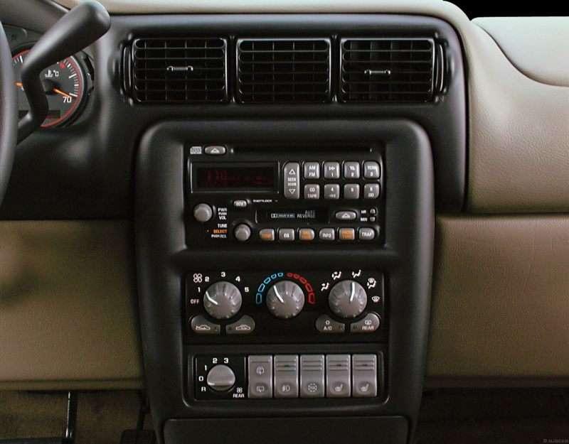 2001 Pontiac Montana Pictures Including Interior And Exterior Images Autobytel