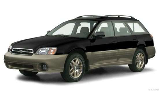 2001 Subaru Outback Limited (M5) Wagon