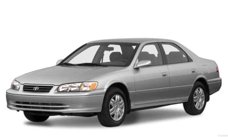 2001 Toyota Camry Pictures Including Interior And Exterior