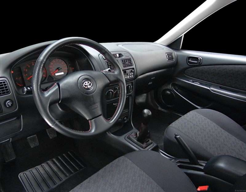 2001 Toyota Corolla Pictures Including Interior And Exterior Images