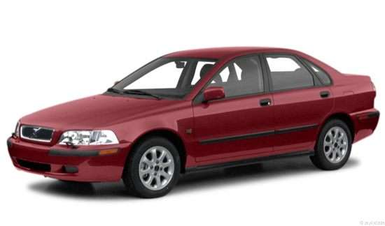 2001 Volvo S40 A