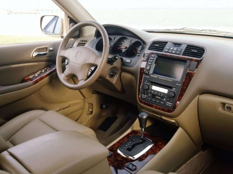 2002 Acura Mdx Pictures Including Interior And Exterior Images