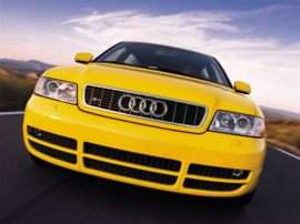 2002 Audi S4 2.7T 4dr All-wheel Drive Quattro Sedan