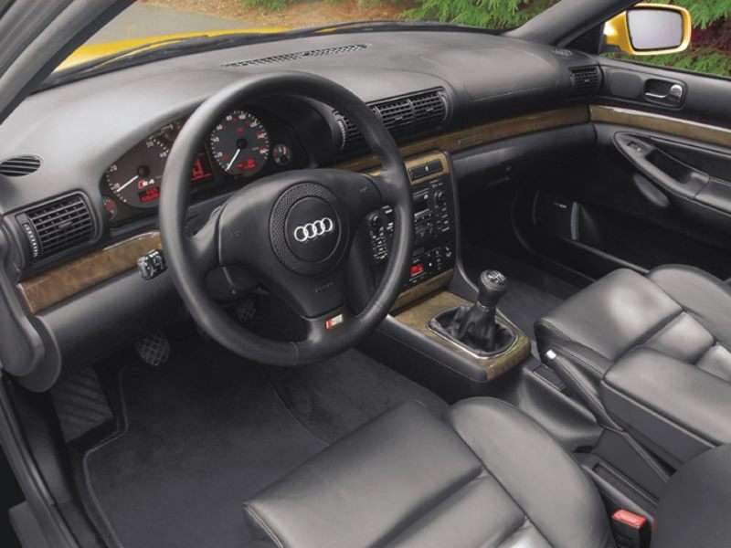 2002 Audi S4 Pictures Including Interior And Exterior Images