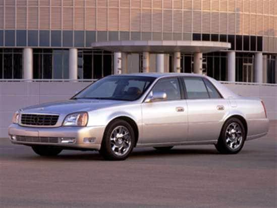 2002 Cadillac DeVille Models, Trims, Information, and Details ...