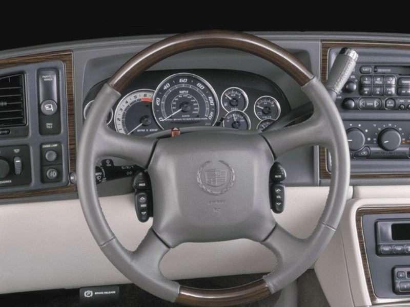 2002 Cadillac Escalade Ext Pictures Including Interior And Exterior