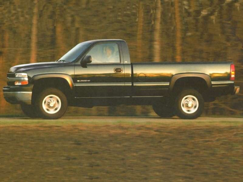 2002 Chevrolet Silverado 2500HD Pictures Including Interior And Exterior  Images | Autobytel.com