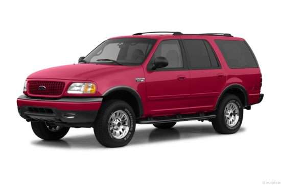 2002 Ford Expedition Eddie Bauer 4x4