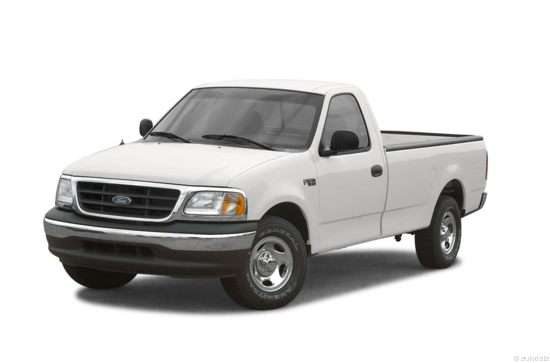 2002 Ford F-150 Models, Trims, Information, and Details ...