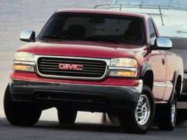 2002 GMC Sierra 2500 SL 4x2 Regular Cab 8 ft. box 133 in. WB
