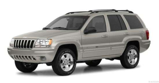 2002 Jeep Grand Cherokee Models Trims Information And Details