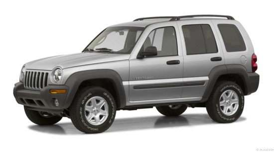 2002 Jeep Liberty Models Trims Information And Details