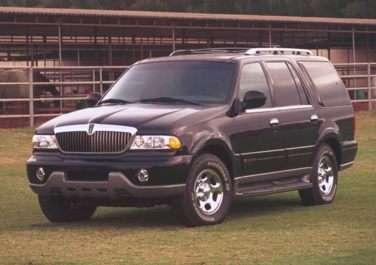 2002 Lincoln Navigator Models Trims Information and Details