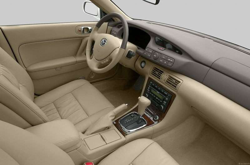 2002 mazda millenia pictures including interior and exterior images