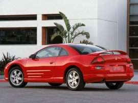 2002 Mitsubishi Eclipse RS 2dr Coupe