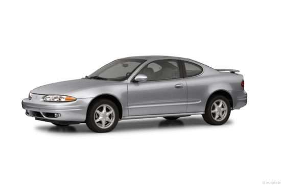2002 Oldsmobile Alero GLS Coupe