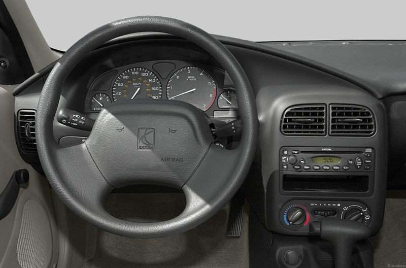2002 Saturn S Series Pictures Including Interior And Exterior Images