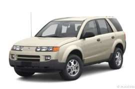 2002 Saturn VUE 4 CYL 4dr All-wheel Drive