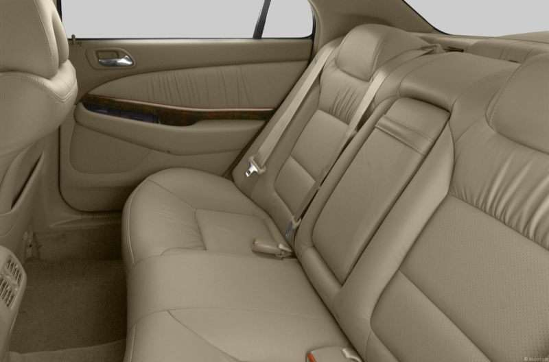 Acura TL Pictures Including Interior And Exterior Images - 2000 acura tl interior