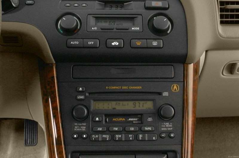 2003 Acura TL Pictures including Interior and Exterior Images