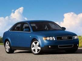 2003 Audi A4 1.8T 4dr Front-wheel Drive FrontTrak Sedan