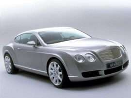 2003 Bentley Continental GT Base Coupe
