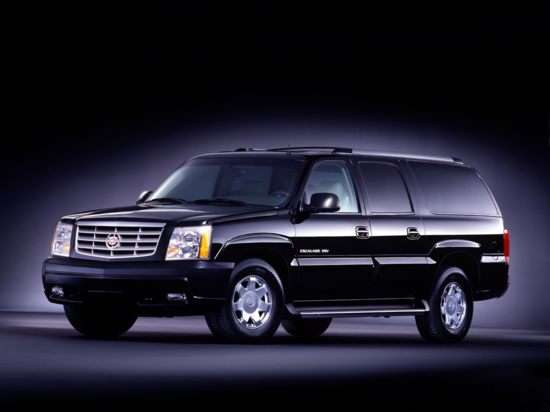 2003 Cadillac Escalade Models, Trims, Information, and Details | Autobytel.com