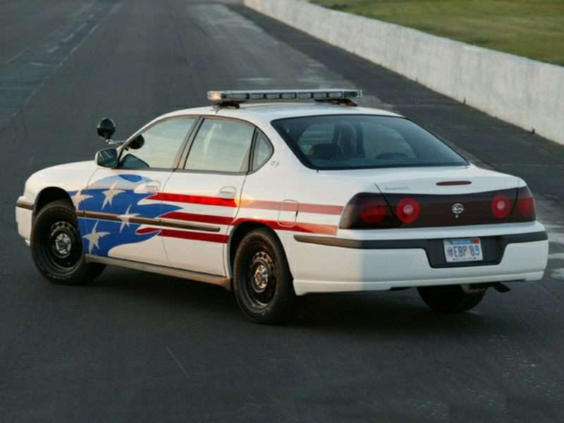 2003 Chevrolet Impala Pictures including Interior and ...
