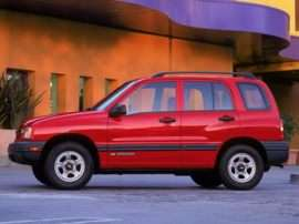 2003 Chevrolet Tracker Hard Top LT 4dr 4x2 Hardtop