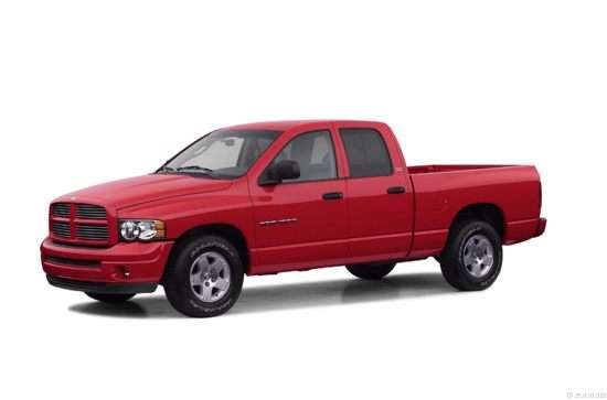 2003 Dodge Ram 1500 ST 4x4 Quad Cab Short Box