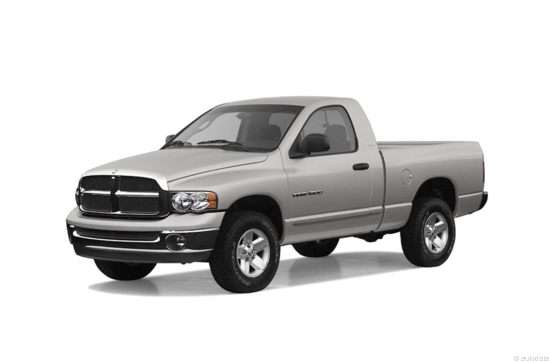 2003 Dodge Ram 1500 ST 4x4 Regular Cab Short Box