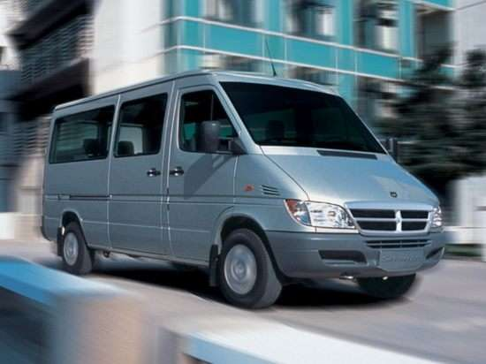 2003 Dodge Sprinter Wagon 2500