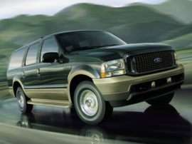 2003 Ford Excursion XLT 4x2