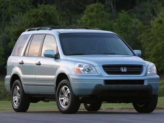 2010 Honda Civic Hybrid >> 2003 Honda Pilot Models, Trims, Information, and Details ...