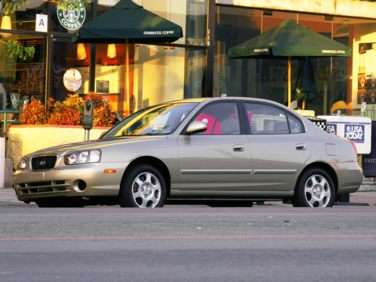 2003 hyundai elantra models trims information and details autobytel com 2003 hyundai elantra models trims