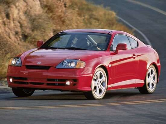 2003 Hyundai Tiburon Pictures Including Interior And