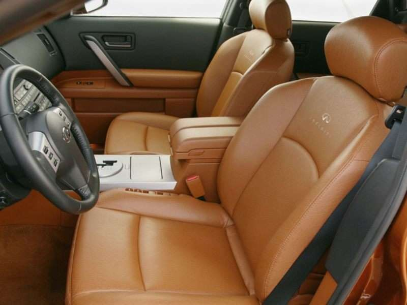 2003 Infiniti Fx45 Pictures Including Interior And Exterior Images