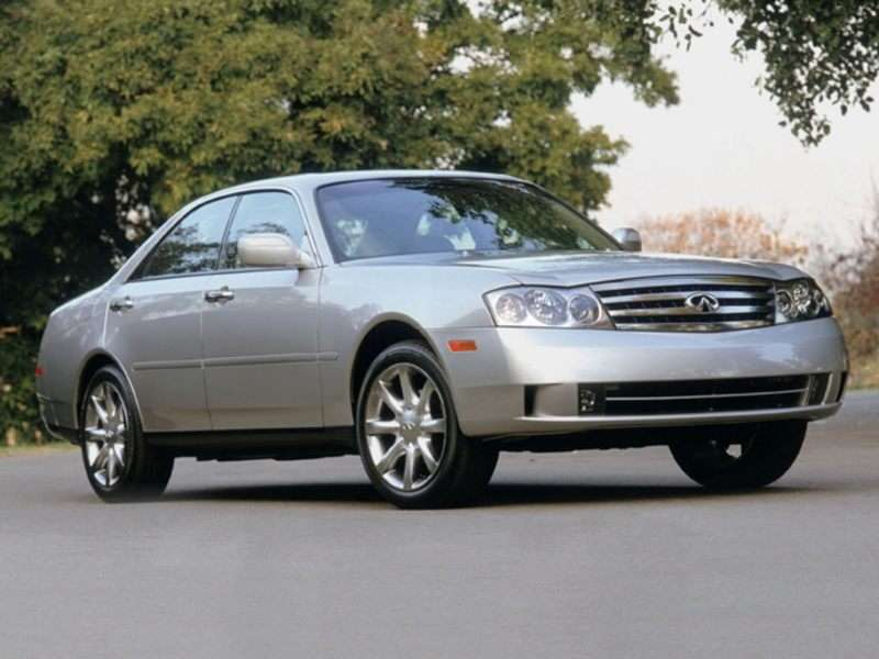 2003 Infiniti M45 Pictures Including Interior And Exterior Images